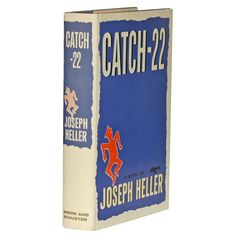 Joseph Heller - Catch-22: Signed First Edition | From a unique collection of antique and modern books at http://www.1stdibs.com/furniture/more-furniture-collectibles/books/