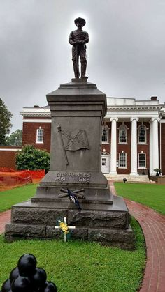 Confederate Monument, Surry, WV  Protecting these memorials to our gallant fallen is a MUST!