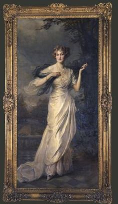 Percy, Lady; née Lady Helen Gordon-Lennox- Mistress of the Robes to Queen Elizabeth
