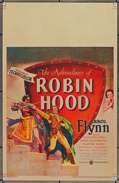 MovieArt Original Film Posters - ADVENTURES OF ROBIN HOOD, THE (1938) 26897, $3,500.00 (https://www.movieart.com/adventures-of-robin-hood-the-1938-26897/)