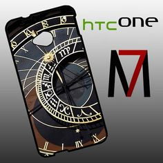 Features: and attractive outlook to fit for HTC One perfectly, and can be installed/removed easily your HTC One from external scratches and shocks or dirt Htc One M7, Clock, Stylish, Fit, Vintage, Design, Watch, Shape