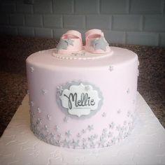 Baby shower cake -  Gâteau baby shower - Une affaire de desserts Marseille