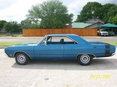 1969 dodge dart gts 440 - Google Search