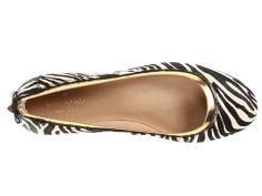 Kate Spade New York Taffy Black/White Zebra Print - Zappos Couture