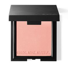 ZOEVA Luxe Color Blush Róż Gentle Touch | TWARZ  róże do policzków TWARZ I CIAŁO  RÓŻE DO POLICZKÓW | Minti Shop