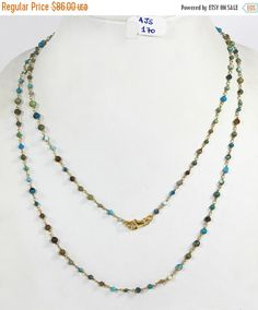 ON SALE HOLIDAY Special 20 inch Long Women Chain by AcmeJewels