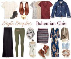 Style Staples: Bohemian Chic