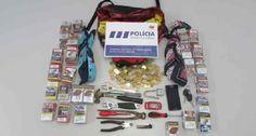 Elvas: Duas detenções, em flagrante delito, por furto em interior de estabelecimento | Portal Elvasnews