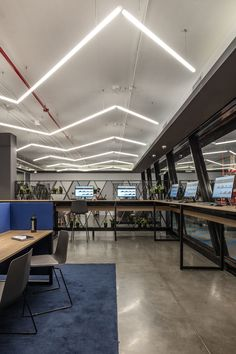 Office Hub, Coworking Space, Workspaces, Design Inspiration, Architecture, Home Decor, Buenos Aires, Modern Offices, Trendy Tree