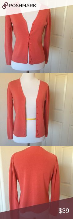 Ann Taylor Silk Button-Up Cardigan Pink button-up cardigan from Ann Taylor Factory Store. Like new. Size small. Excellent condition. 75% Silk, 25% Cotton. Bundle 2 or more items and get 15% off! Offers welcomed! 🙌 Ann Taylor Factory Sweaters Cardigans