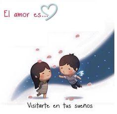 Te amo y eres mi vida, recuerdalo, no hay momento en que no te piense