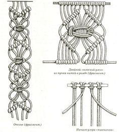 МАКРАМЕ (плетение) Евгения Идеи и фотоинструкции