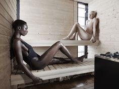 Architecture and the Bare Body: 15 Spaces for Healing Relaxing and Bathing