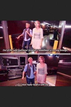 Well put Ellen, haha. Ellen is a great human being!! I love her!