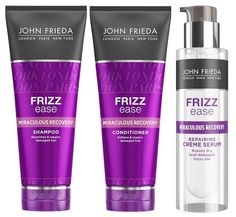 John Frieda Frizz Ease Miraculous Recovery Products