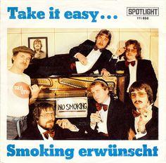 Red Devils (2) - Take It Easy… / Smoking Erwünscht (Vinyl) at Discogs