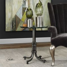 Uttermost - Jarvis, Accent Table