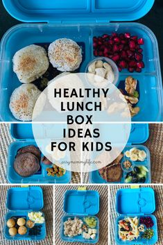 A Week Of Toddler Bento Box Ideas – Easy Mommy Life – Kids friendly dinners for picky eaters Healthy Lunches For Kids, Healthy Toddler Meals, Kids Meals, Work Lunches, Healthy Meals, Toddler Lunch Box, Toddler Lunches, Toddler Food, Easy Kid Friendly Dinners