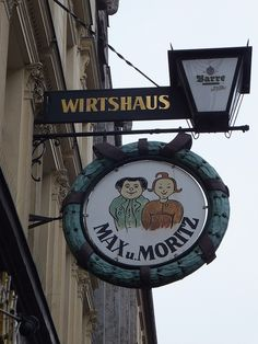 Max und Moritz: existing since 1902 they offer kitchen in the Berliner Style - Kreuzberg