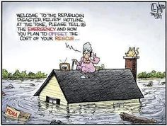 GOP Emergency Hotline: Please state your emergency and how you plan to offset the cost of your rescue...