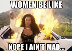 I watch Waiting To Exhale just for this scene! Don't leave an angry scorned woman alone with your stuff!