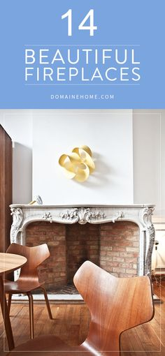 Gorgeous fire place home inspiration for the fall season and beyond.