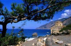 Agios Pavlos in Chania Crete