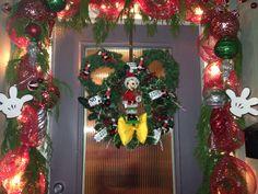 Mickey Front Door