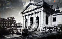 ParaninfodelaUniversidadentre1930-1950 Minerva Guadalajara, Big Ben, Louvre, City, Building, Travel, New Mexico, Urban Art, Antique Photos
