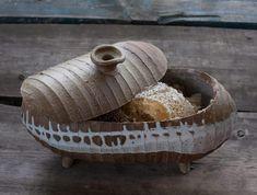 It's actually a vessel for Banking but we use it to keep honey sometimes. #woodfired#woodfiredceramics #yakimono#pottery#ceramics#potterypark#Paulfryman #stoneware #woodfired #potterystudio #studiopottery #ceramicart #wabisabi #handcut#guinomi #woodfiredpottery