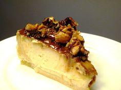 Z ghetta blog: Cheesecake s karamelovými ořechy