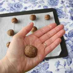 Passover cinnamon balls recipe
