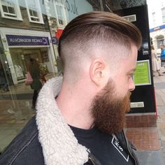 Haircut by ross_blue_steel_barber http://ift.tt/1Nb2p6z #menshair #menshairstyles #menshaircuts #hairstylesformen #coolhaircuts #coolhairstyles #haircuts #hairstyles #barbers