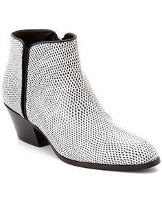 Giuseppe Zanotti Leather Bootie is on Rue. Shop it now.
