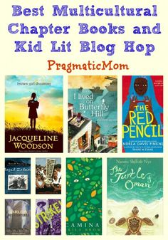Best Multicultural Chapter Books and Kid Lit Blog Hop :: PragmaticMom