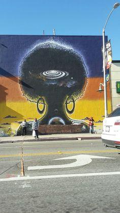 Crenshaw Compton, CA MURAL ART