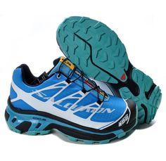 RSS Product Feed :: Chaussures Salomon Running S-LAB XT5 Bleu Rouse Noir