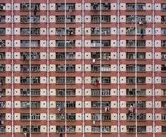 "Magazine - Michael Wolf's ""The Architecture of Density"""