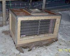 Solar heated stock tank in Minnesota gets through tough winters.