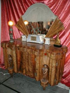 Art Deco Italian BR furniture