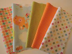 Kitty Fun Rag Quilt Kit, Premium Designer Fabric, Easy to Make, Personalized
