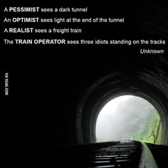 Funny pictures about Ways Of Looking At Life. Oh, and cool pics about Ways Of Looking At Life. Also, Ways Of Looking At Life photos. Funny Quotes, Funny Memes, Hilarious, Quotes Pics, Daily Quotes, Bible Quotes, 3 Idiots, Which One Are You, Train Tracks