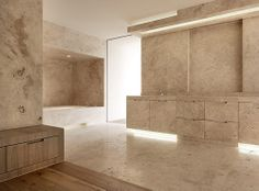 Bathroom by Gus Wüstemann Architects. Photo's by Bruno Helbling.