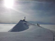 Hochgern Winterwanderung 2012 #bergwandern #hiking #alpen #bergtour