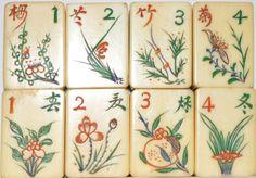 Understanding The Makeup of the Tiles in Your Mahjong Set ...