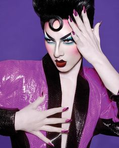 Violet Chachki / Drag Queen / RuPaul's Drag Race
