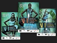Africa Fashion Week on Behance