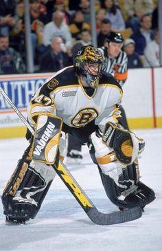 Ice Hockey Teams, Hockey Goalie, Hockey Games, Field Hockey, Boston Sports, Boston Red Sox, Boston Bruins Goalies, Goalie Mask, Hockey Players