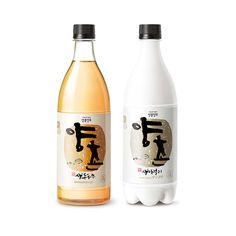 Yangchon Makgeolli Packaging Design on Behance