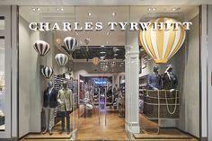 Charles Tyrwhitt – Hot Air Balloon